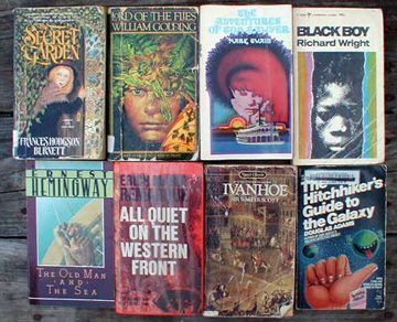 Ali Baba's Books: AliMcJ Recommends